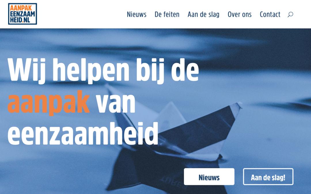Vernieuwde website – makkelijker en socialer