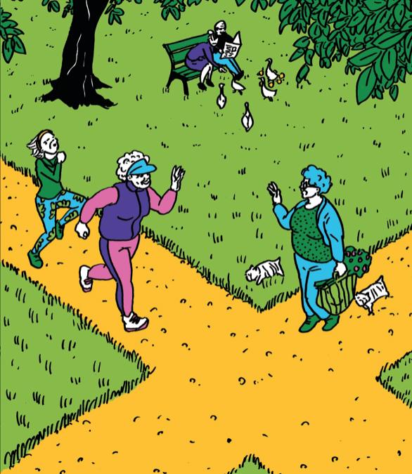Dagblad Trouw besteedt aandacht aan eenzaamheid bij ouderen en anderen