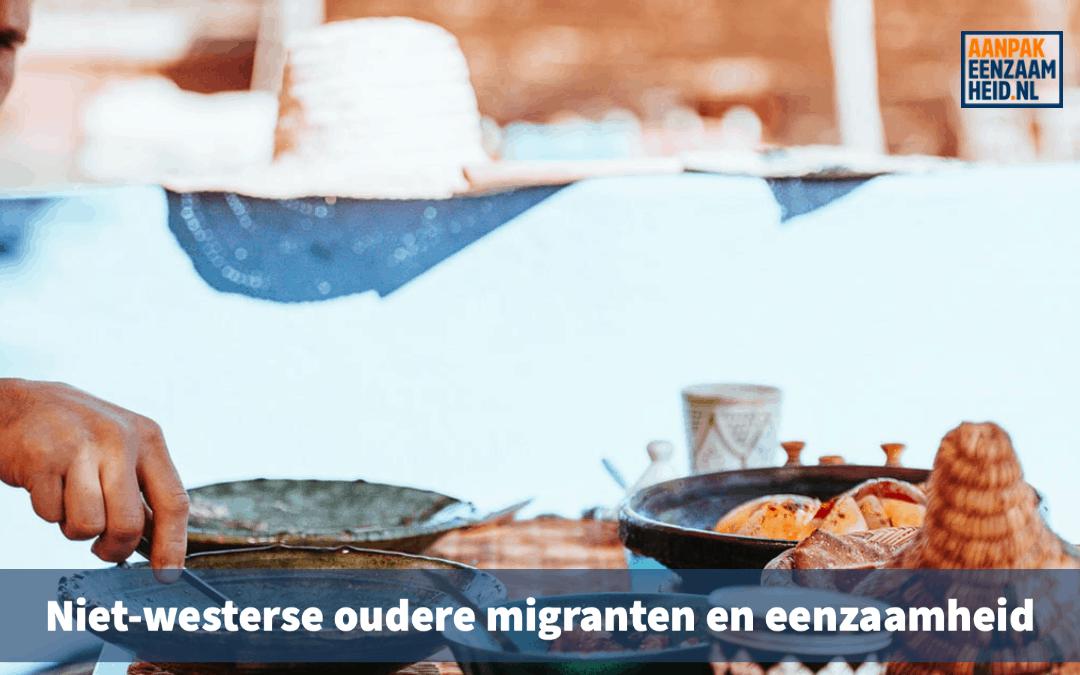 Niet-westerse oudere migranten en eenzaamheid