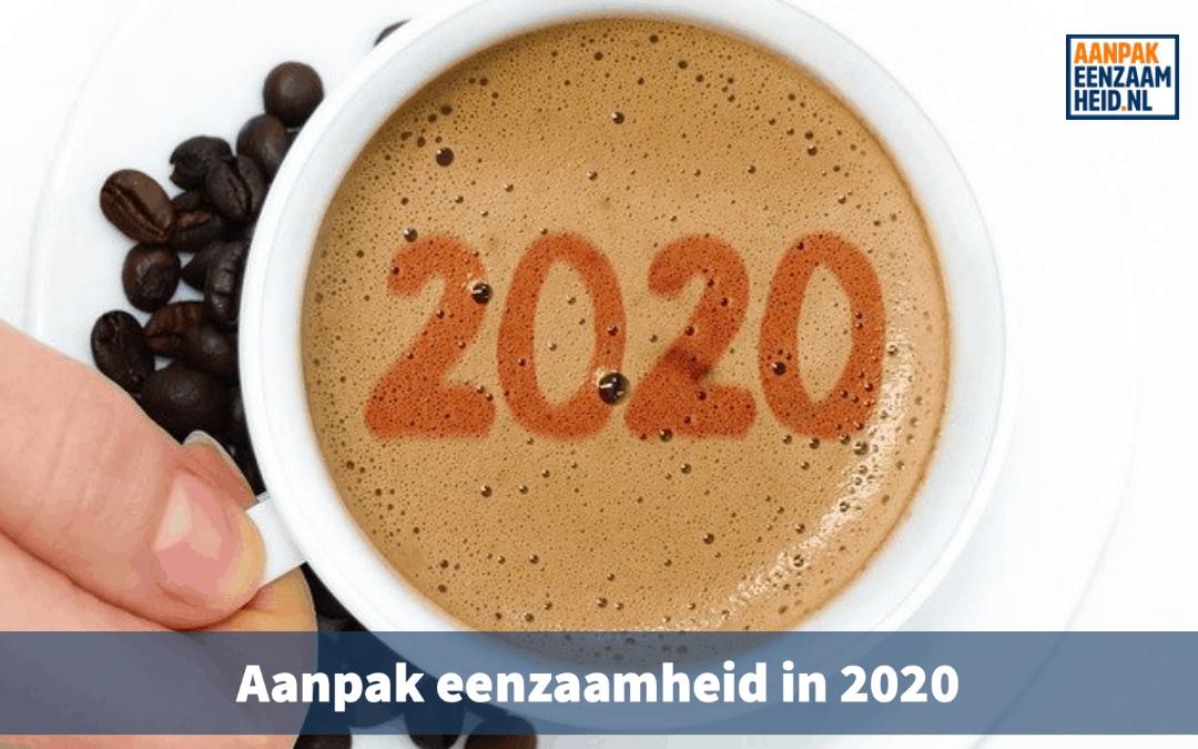 Aanpak eenzaamheid in 2020