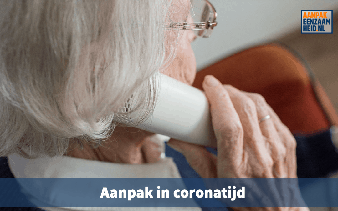 Aanpak in coronatijd