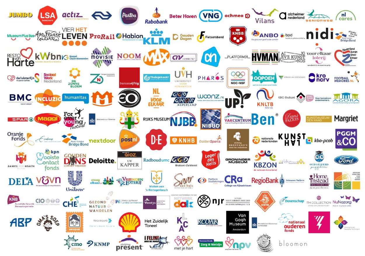Deelnemers Nationale Coalitie tegen Eenzaamheid