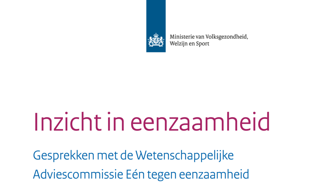 VWS-publicatie met artikelen van Aanpakeenzaamheid.nl