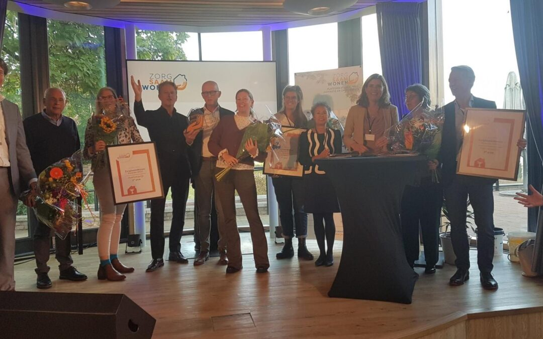 Dit zijn de winnaars van de ZorgSaamWonen Award 2021